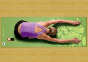 gaiam-yoga-mat-Therapy and Training in Beverly Hills, CA - Beverly Hills Posture offers Chiropractic Care, yoga, Acupunture, and Massage Therapy, Walker Ozar - Doctor of Chiropractic, Chiropractor in Beverly HIlls California
